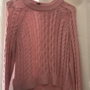 H&M Pink Sweater💗